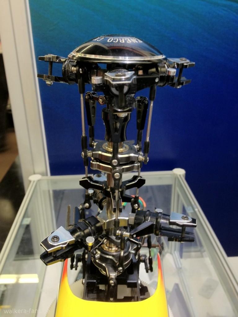 Enerco CX Rotorkopf