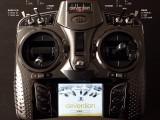 Walkera X350 Modelleinstellungen