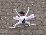 Die Sache mit der Landung: X350 Pro Propeller Guards und Gektor Bodenflip Contest