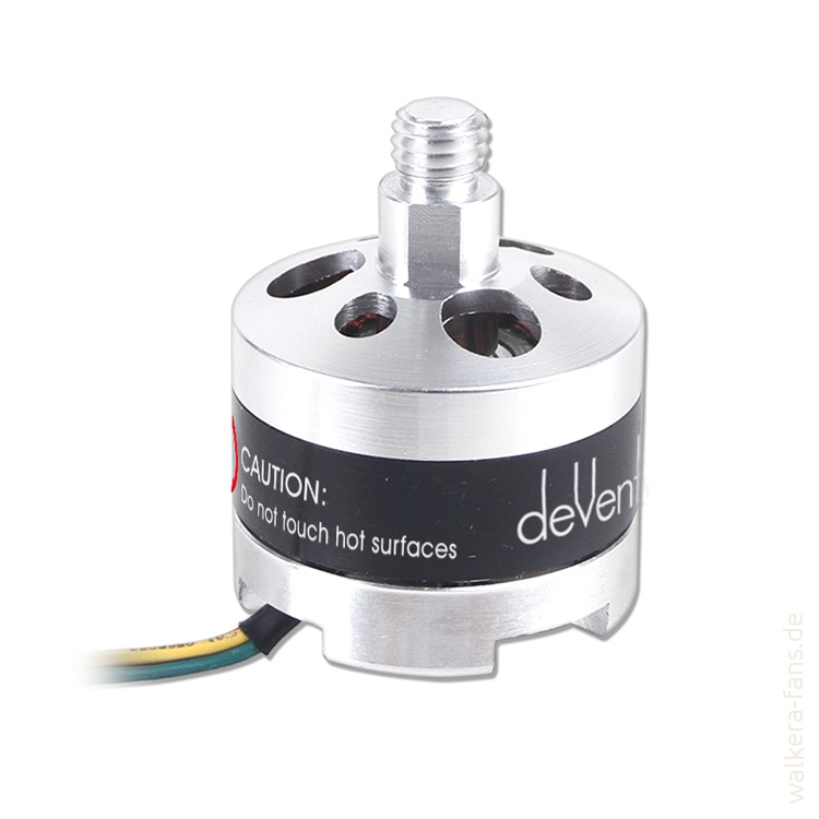 Tali H500 Brushless motor(levogyrate thread)(WK-WS-34-001)