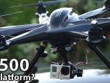 Tali H500 - Pro GoPro Plattform? Review von Bo Lorentzen