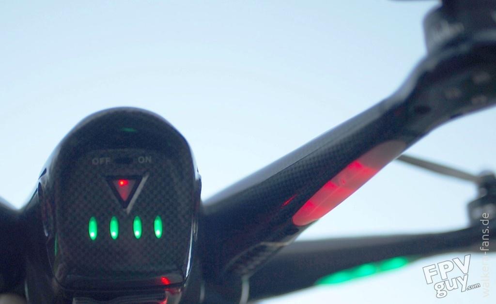 Tali H500 von hinten