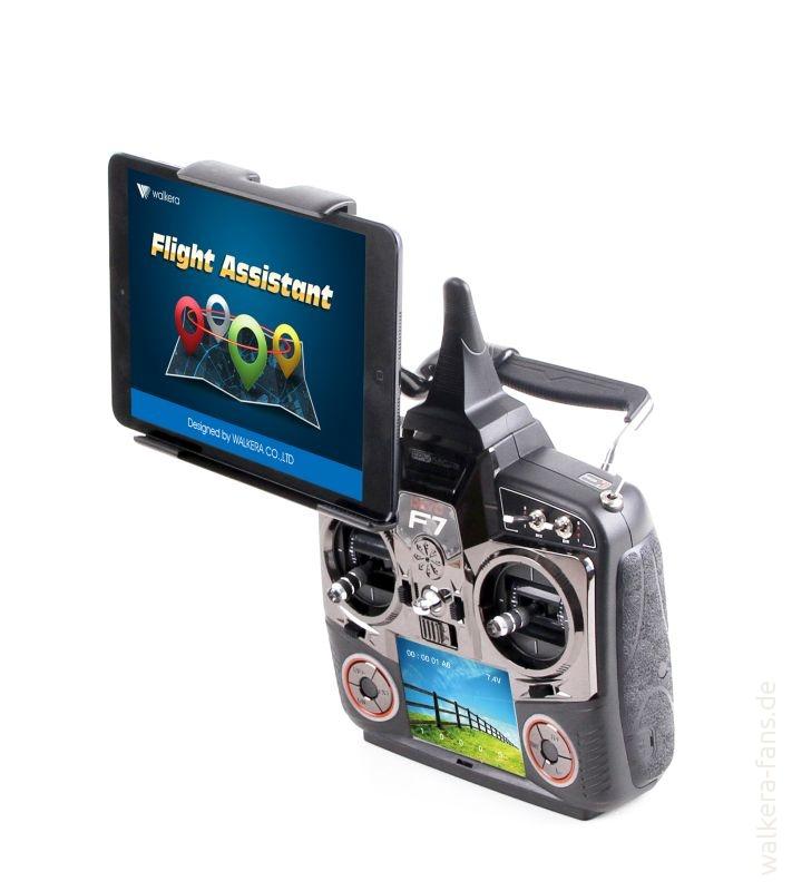 60453g-Walkera-iPad-Halterung