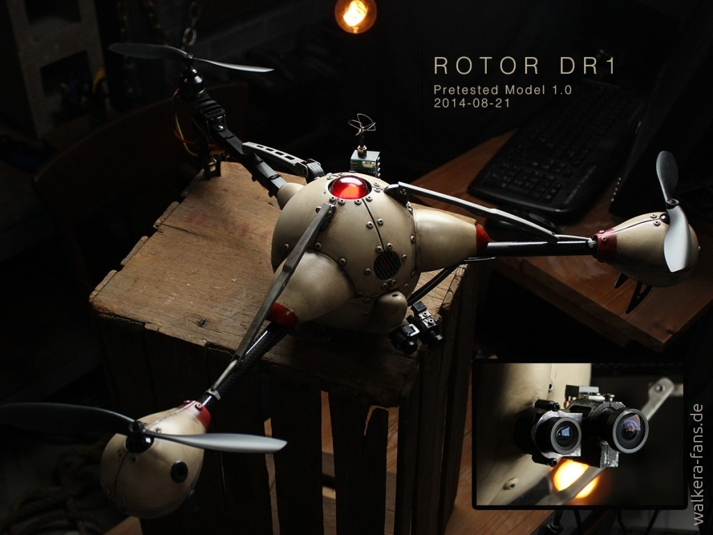 Rotor-DR1