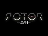Rotor DR1 und Walkera X350