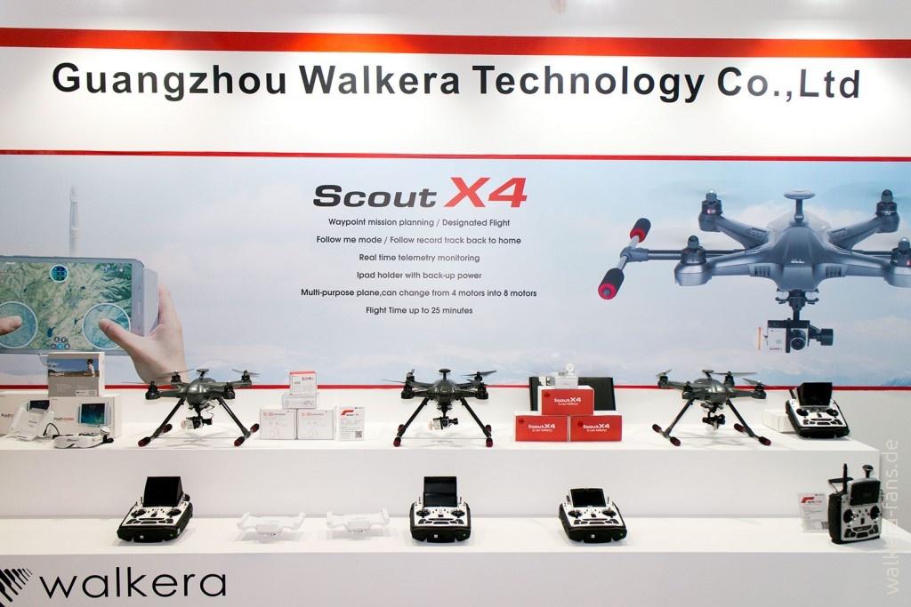 Walkera-Scout-X4-Spielwarenmesse-Nuernberg-2015-IMG_9721