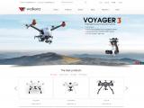 Neue Walkera Website 2015