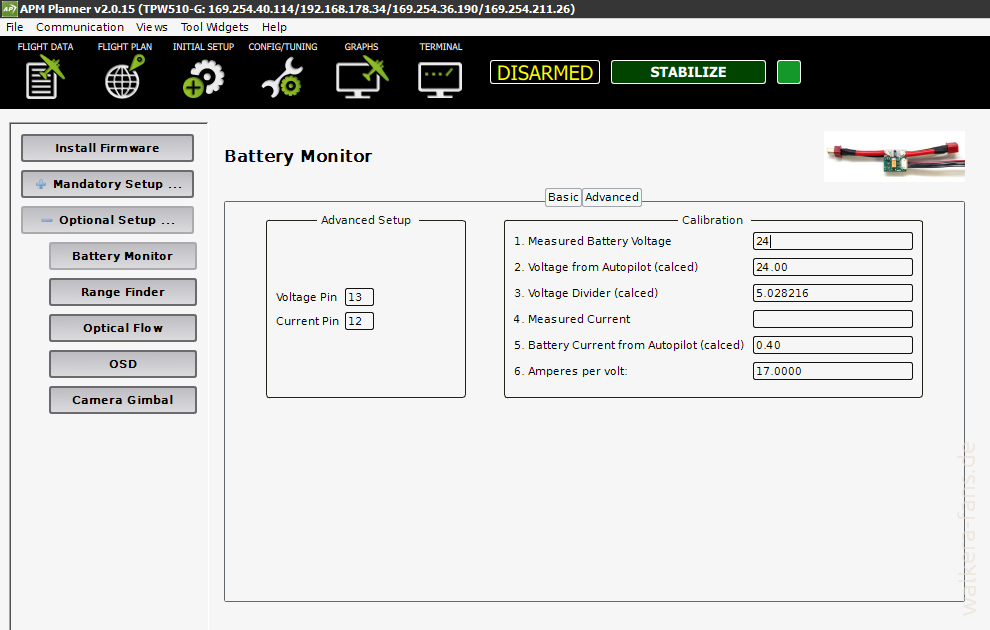 Battery-Voltage-Sensor-APMPlanner2