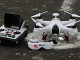 X350 Premium: 22 Minuten FPV Flug und Kamera Review