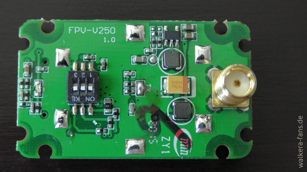 Walkera-Runner-250-FPV-TX5816-(FCC)-zum-TX5817-(CE)-umbauen-S1860011