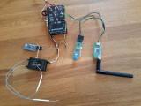 Zweiter Telemetrie Übersetzer von Bobness: Mavlink zu Walkera, mit Arduino