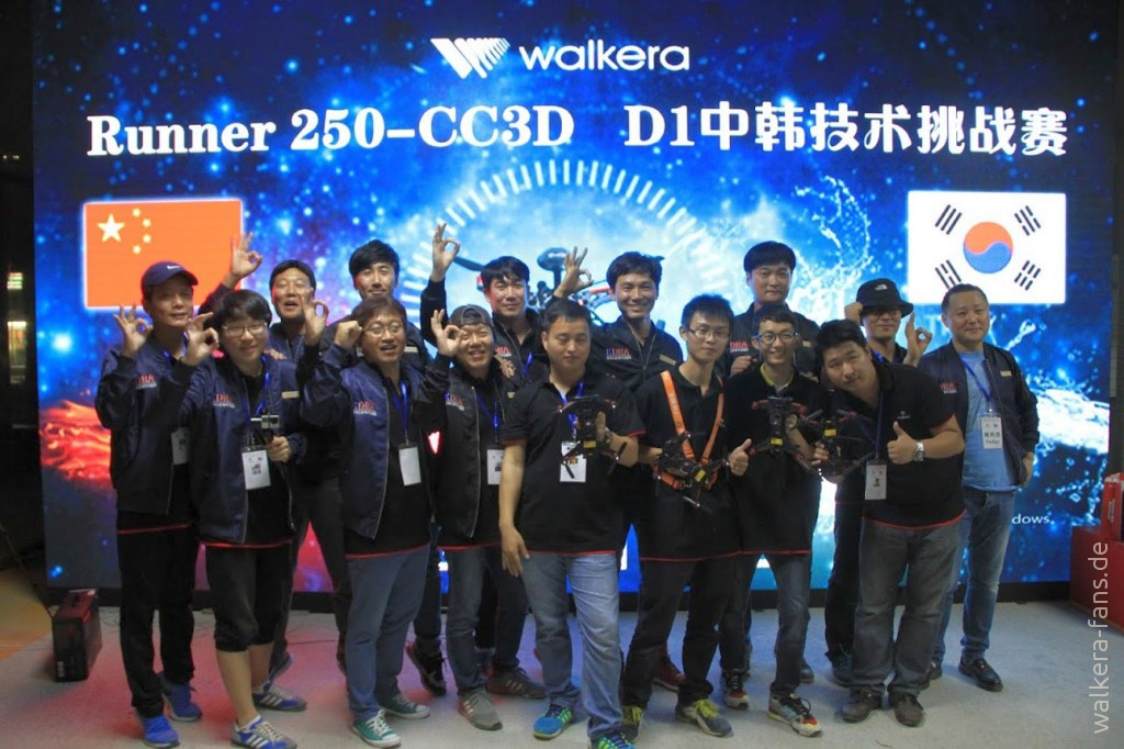 Walkera-Runner-250-CC3D-FPV-Racing-Event-IMG_China and Korea pilots, what they catch were Walkera Runner 250 CC3D