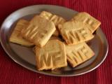 Walkerafans Cookies zu Weihnachten