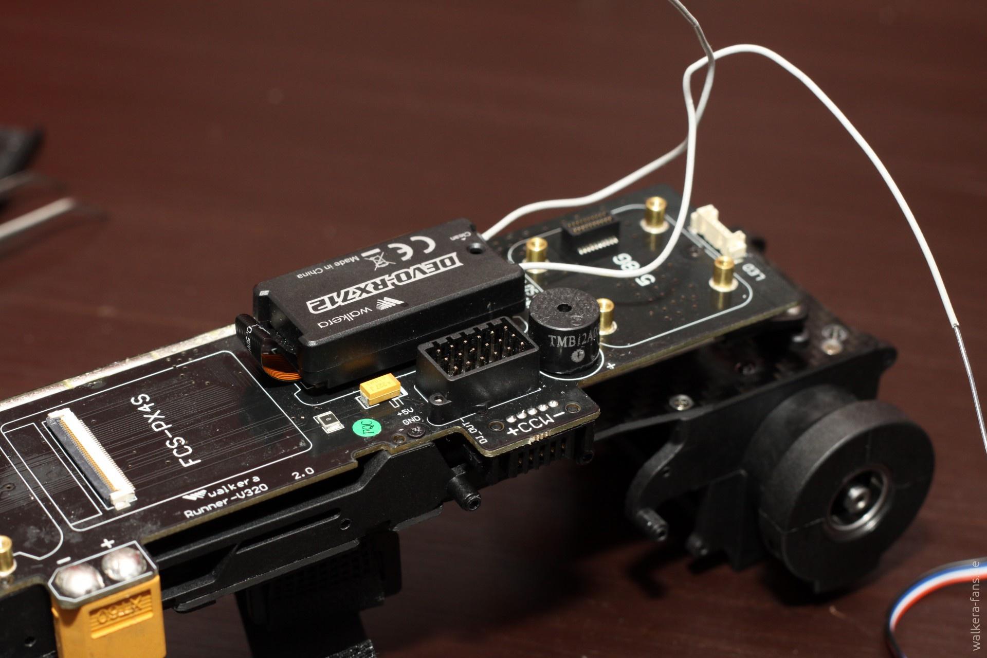 Furious 320 Von Innen Teil 2 Walkera Fans Drone Voyager 3 Gps Devo F12e G 3d Gimbal Ilook With Camera Putih